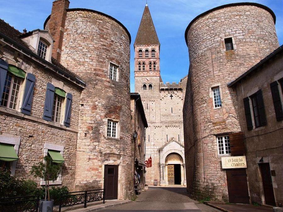 Eglise abbatial de Saint-Philibert Tournus